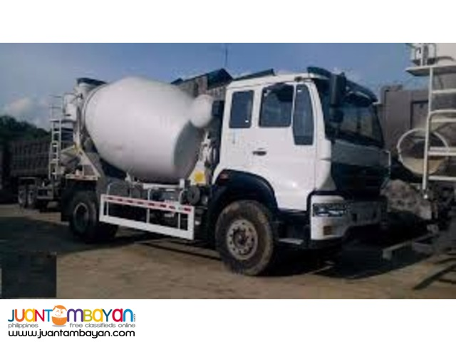 Sinotruk 10 wheeler transit mixer HOWO for sale