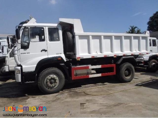 sinotruk 6 wheeler c5b huang he dump truck