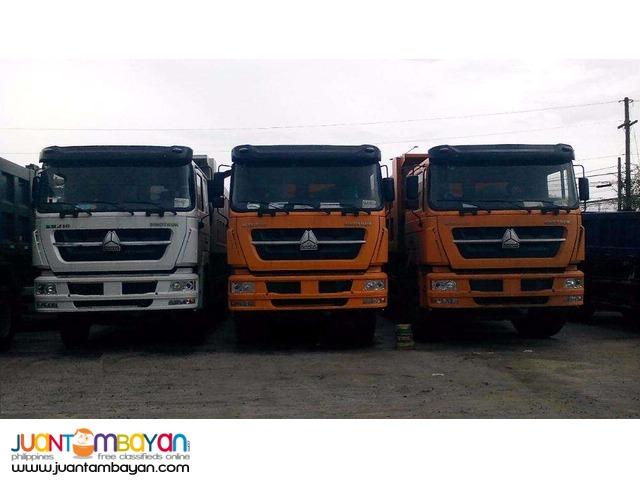 S> Sinotruk 10 Wheeler SHJ10 dump truck