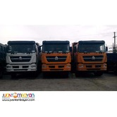 S> Sinotruk 10 Wheeler SHJ10 dump truck for sale