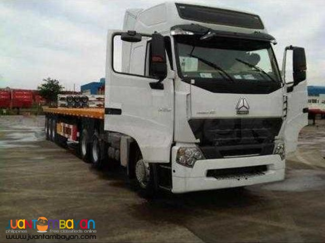 10 Wheeler HOWO-A7 Tractor Head, 420HP for sale