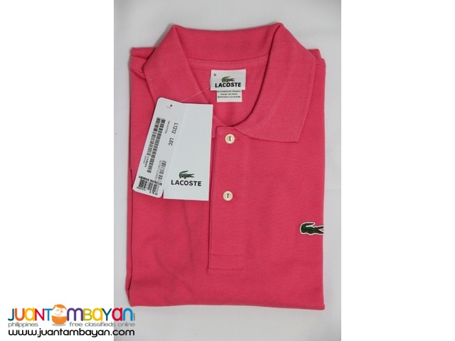 Lacoste classic polo shirt for men regular fit taytay for What stores sell polo shirts