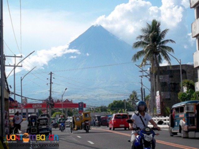3D2N Bold Bicol Tour Package