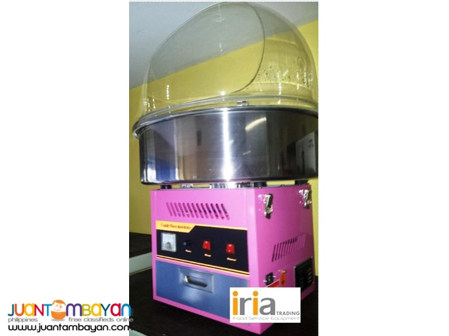 ELECTRIC COTTON CANDY MACHINE (for BUSINESS)