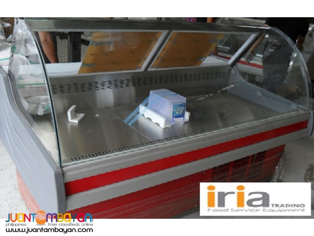 MEAT CHILLER SHOWCASE (for BUSINESS) BRAND NEW ON STOCK !!!