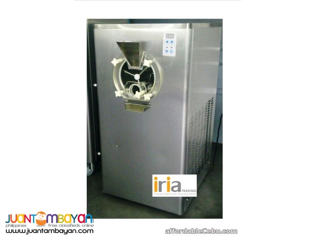 Hard Ice Cream Machine / Gelato Maker FOR SALE !!!