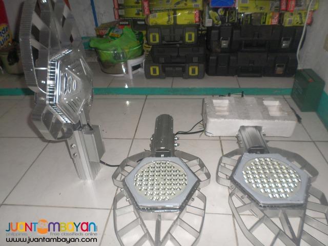 LED street light water prof 220v 60wats brandnew