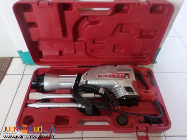 jackhammer demolition breaker 220v 1500wats brandnew