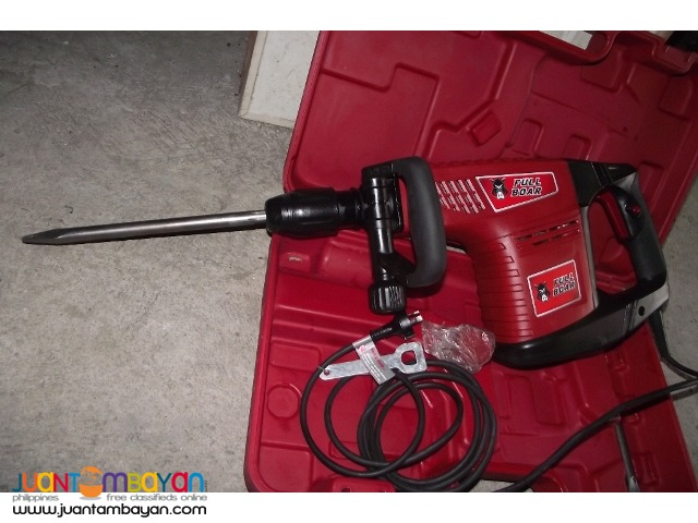 jackhammer portable 220v 1500wats w/variable speed brandnew