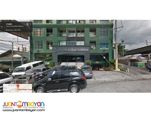 Commercial space for sale Project 3 QC near Aurora LRT Araneta Anonas