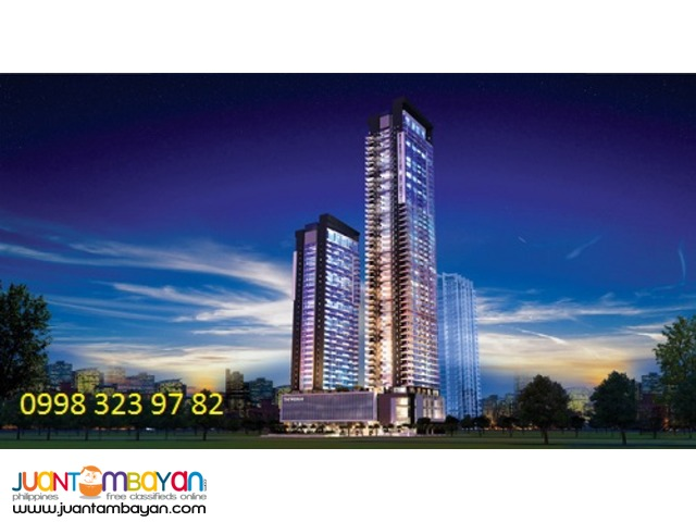 5 star hotel Condo in Ortigas Mandaluyong Pre-selling