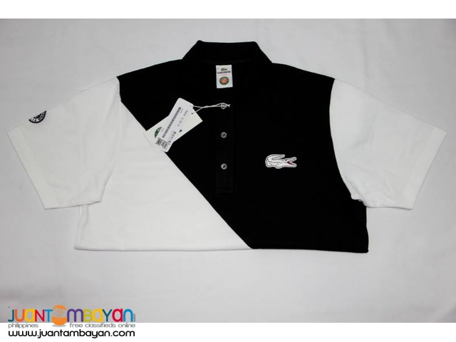 9668c0306 LACOSTE ROLAND GARROS POLO SHIRT FOR MEN - SLIM FIT   Taytay   Katie ...