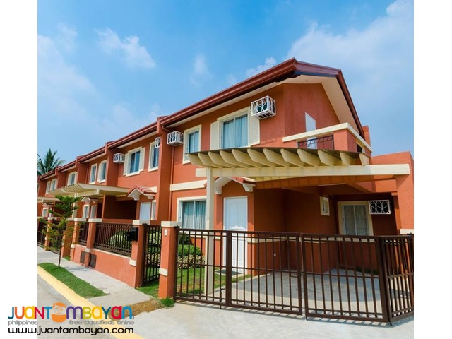 CAMELLA GLENMONT TRAILS AFFORDABLE TOWNHOUSE IN QUEZON CITY