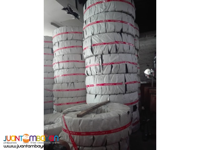 Tires for Wheel Loader/Dump Truck (10 wlr.)