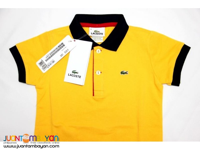 142511dd LACOSTE PETERMAX FOR KIDS - POLO SHIRT FOR KIDS | Taytay | Katie Shop Go