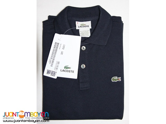 LACOSTE CLASSIC FOR KIDS - POLO SHIRT FOR KIDS