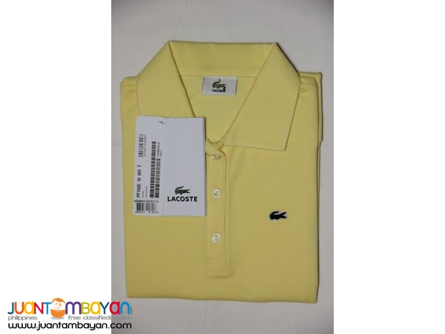 LACOSTE POLO DRESS KIDS - POLO DRESS FOR KIDS