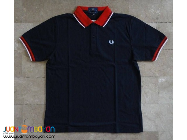 FRED PERRY TRAINERS FOR MEN - POLO SHIRT FOR MEN