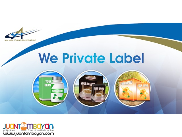Private label supplement supplier