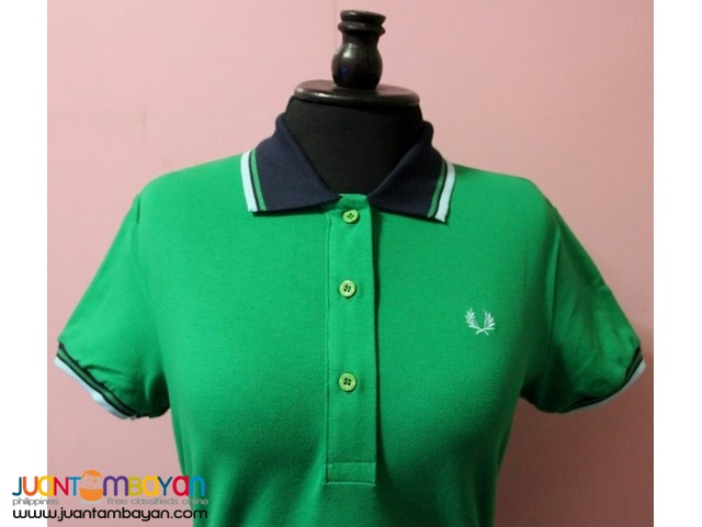 FRED PERRY TRAINERS FOR WOMEN - POLO SHIRT FOR WOMEN