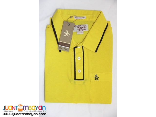 PENGUIN MEN - POLO SHIRT FOR MEN
