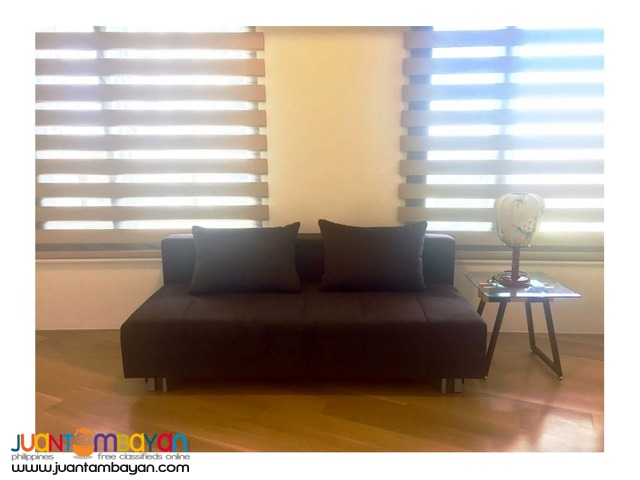 FOR RENT - 2BR w/ parking, Arya Residences
