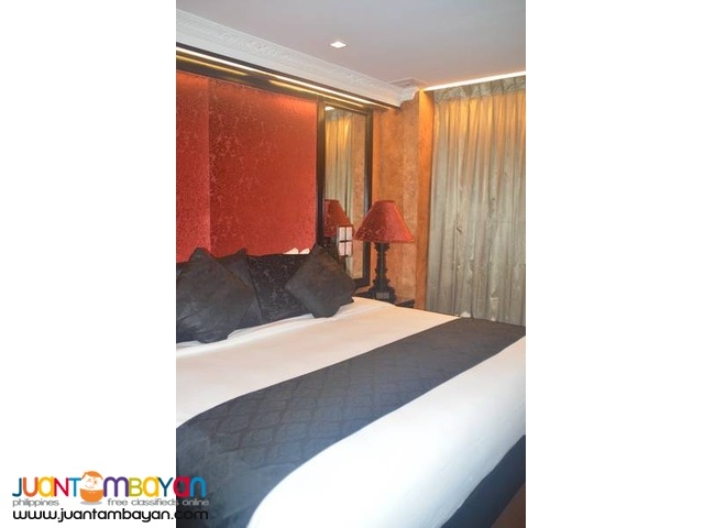 Luxurious  Fully Furnished Condo For Sale