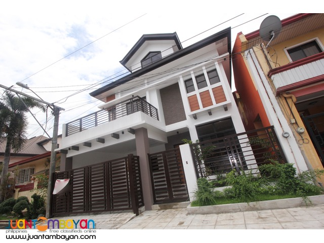 modern house in greenwoods pasig 10.5million