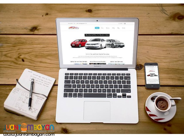 Professional Web Design For Only 10,000 Pesos