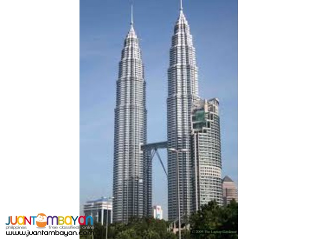 3D2N Kuala Lumpur  with City Tour Promo Package + Airfare