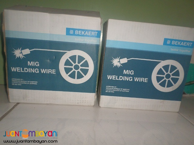 migwire steel, stainless, alumminum at bronce brandnew