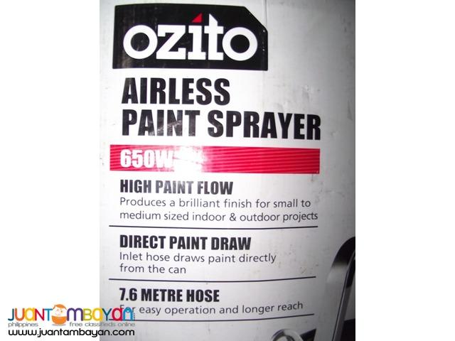 airless spraygun 220v 3000psi brandnew