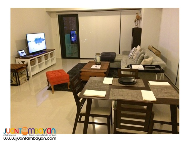 FOR LEASE!!! The Perfect Top End 1BR Unit at Arya Residences