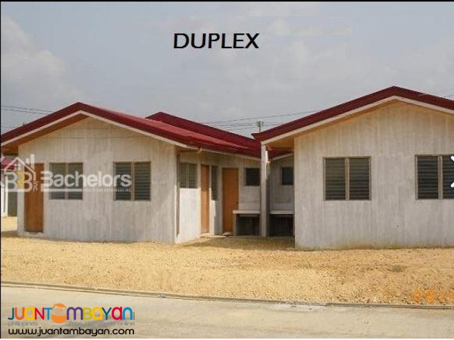House Duplex Type for as low as P5,641k monthly amort in Talisay Cebu