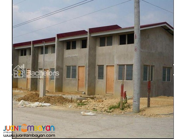 Town House 2-storey as low as P5,413k monthly amort in Talisay Cebu
