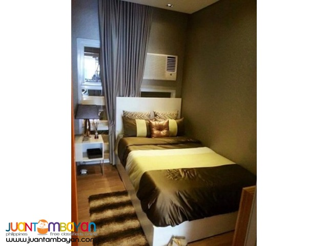 Condo with Parking near Mall of Asia, City of Dreams, Manila bay