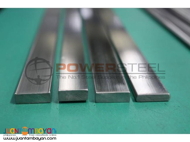 Supplier of Stainless Flat Bar in Davao