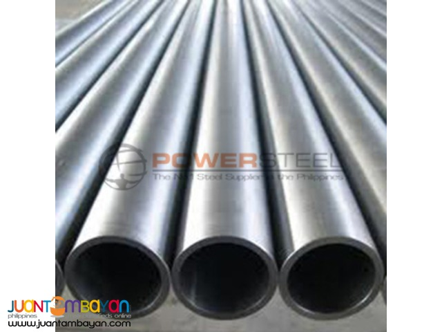 Supplier of Stainless Round Tube in Davao