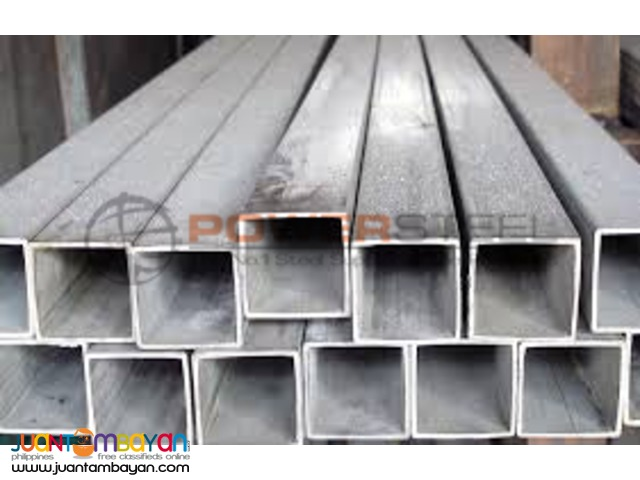 Supplier of Stainless Square Tube in Davao