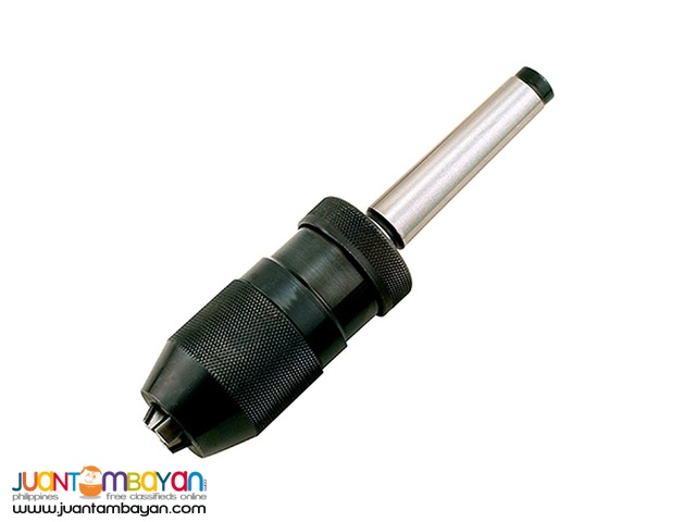 PSI Woodworking TM32KL Keyless 1/2-Inch Drill Chuck with a 2 MT Mount