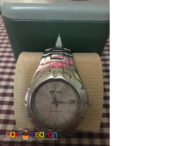 Original Fossil Watch for Men - Slightly-used