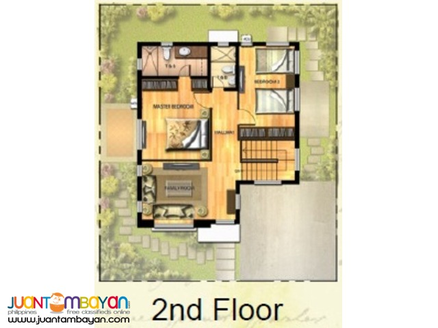 VIVALDI House Model at The Forest Farms Angono