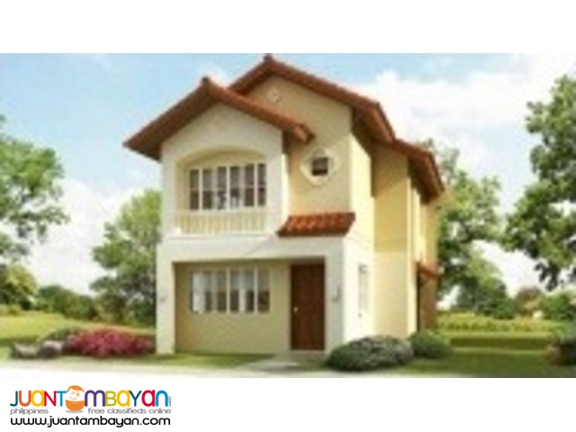 TULIP House Model at Sta Sofia Mission Hills Antipolo