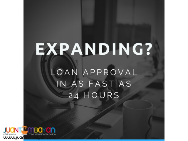 Business Loan - pre-qualify for quick and easy approval!