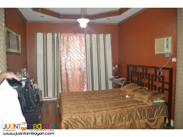 Four Bedroom Two Storey House with Swimming Pool for Sale