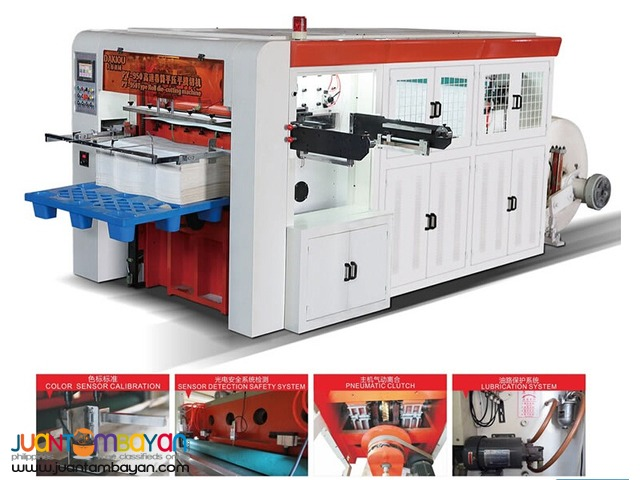 ROLL FEED DIE CUT MACHINE