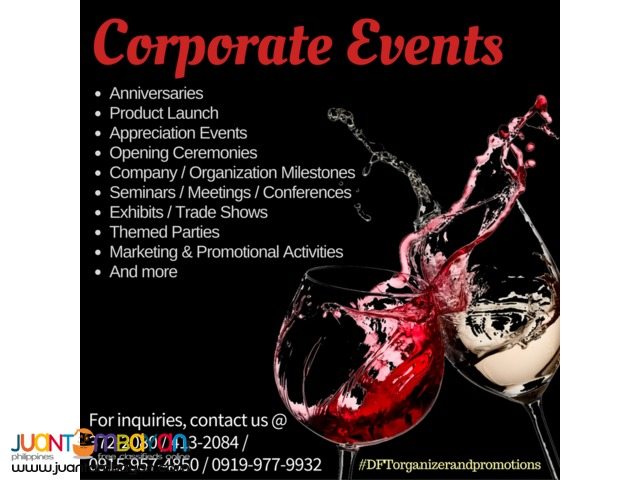 Corporate Event Planner & Organizer