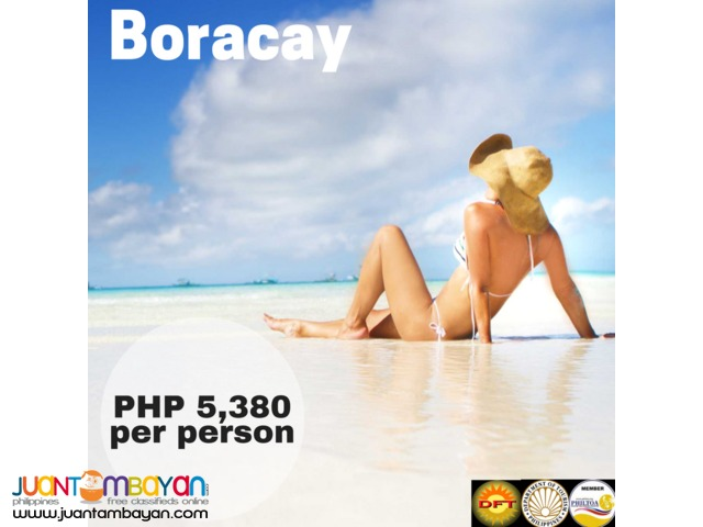 3D2N Boracay Tour Package