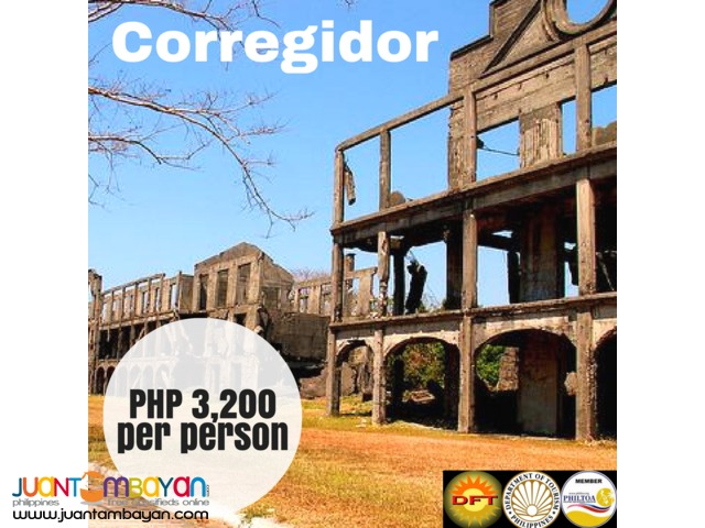 Corregidor Day Tour Package