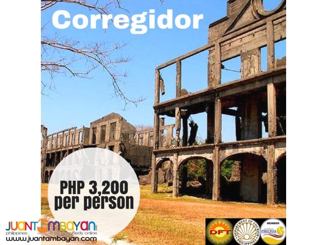 Corregidor Day Tour Package
